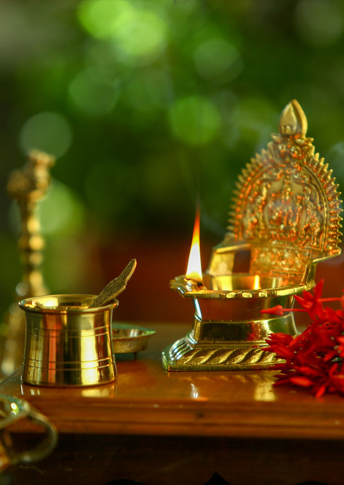 Pooja lamps Archives